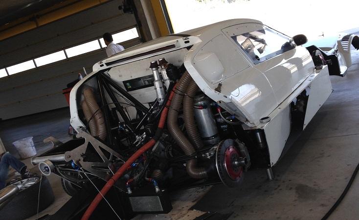d431c3080e4 Recebemos na pista de Mogi Guaçu o carro de testes da categoria Stock Car  preparado pela JL com as mudanças previstas para a temporada 2016.